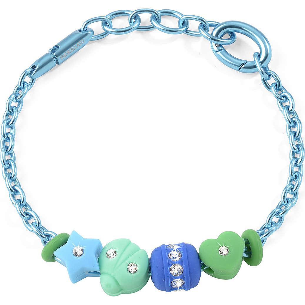 bracelet woman jewellery Morellato Drops Colours SABZ173