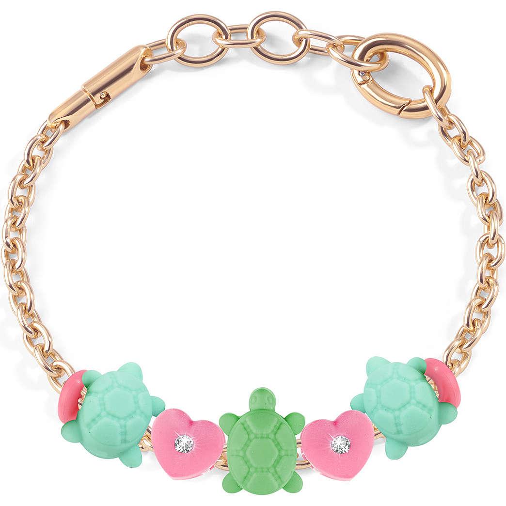 bracelet woman jewellery Morellato Drops Colours SABZ174
