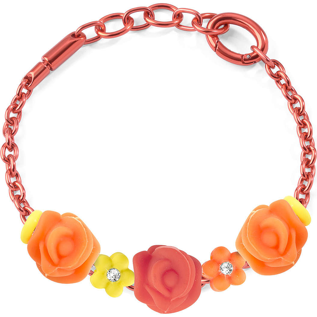 bracelet woman jewellery Morellato Drops Colours SABZ176