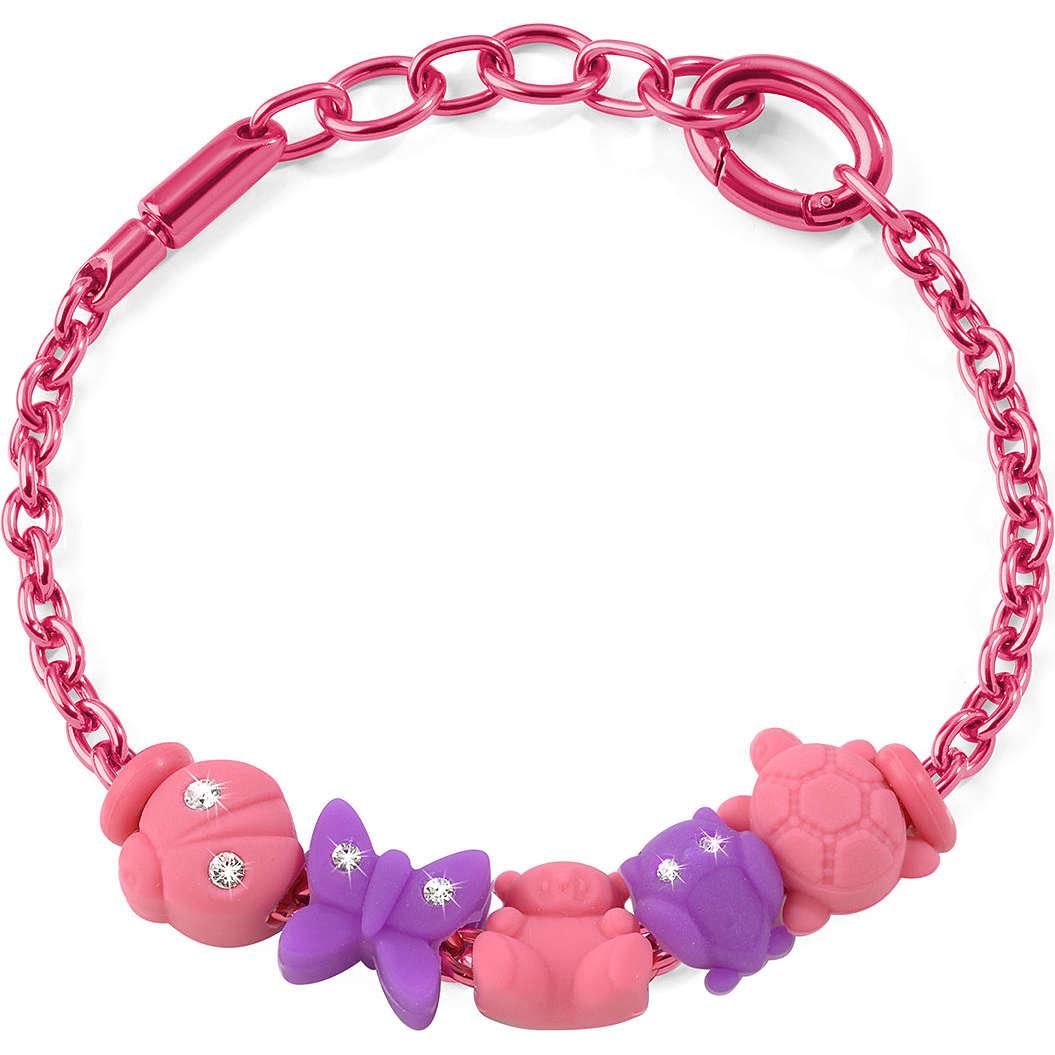 bracelet woman jewellery Morellato Drops Colours SABZ178