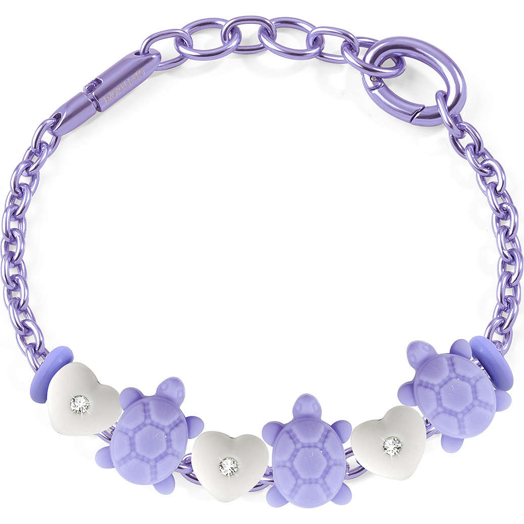bracelet woman jewellery Morellato Drops Colours SABZ181