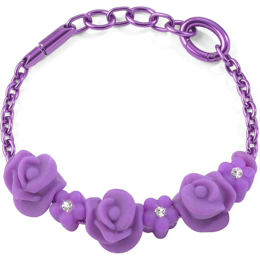 bracelet woman jewellery Morellato Drops Colours SABZ182