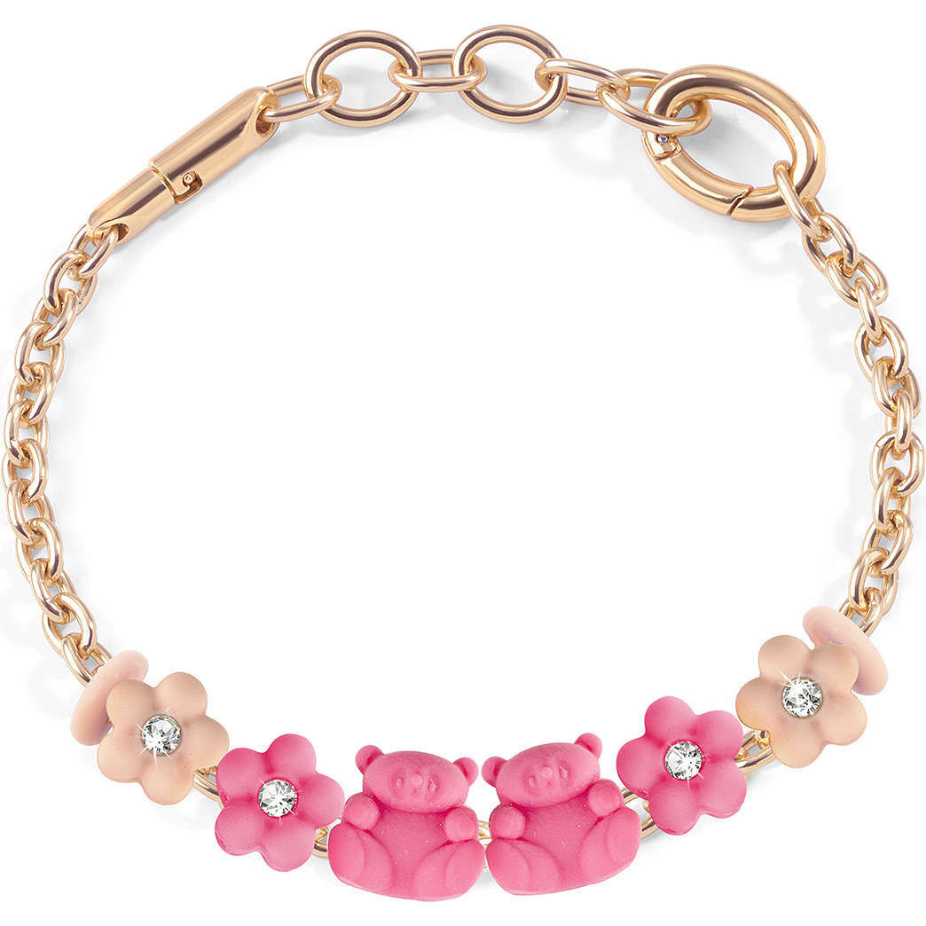 bracelet woman jewellery Morellato Drops Colours SABZ183