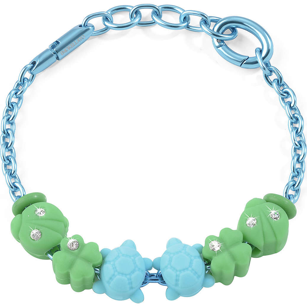 bracelet woman jewellery Morellato Drops Colours SABZ184
