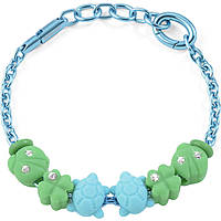 bracelet woman jewellery Morellato Drops Colours SABZ184