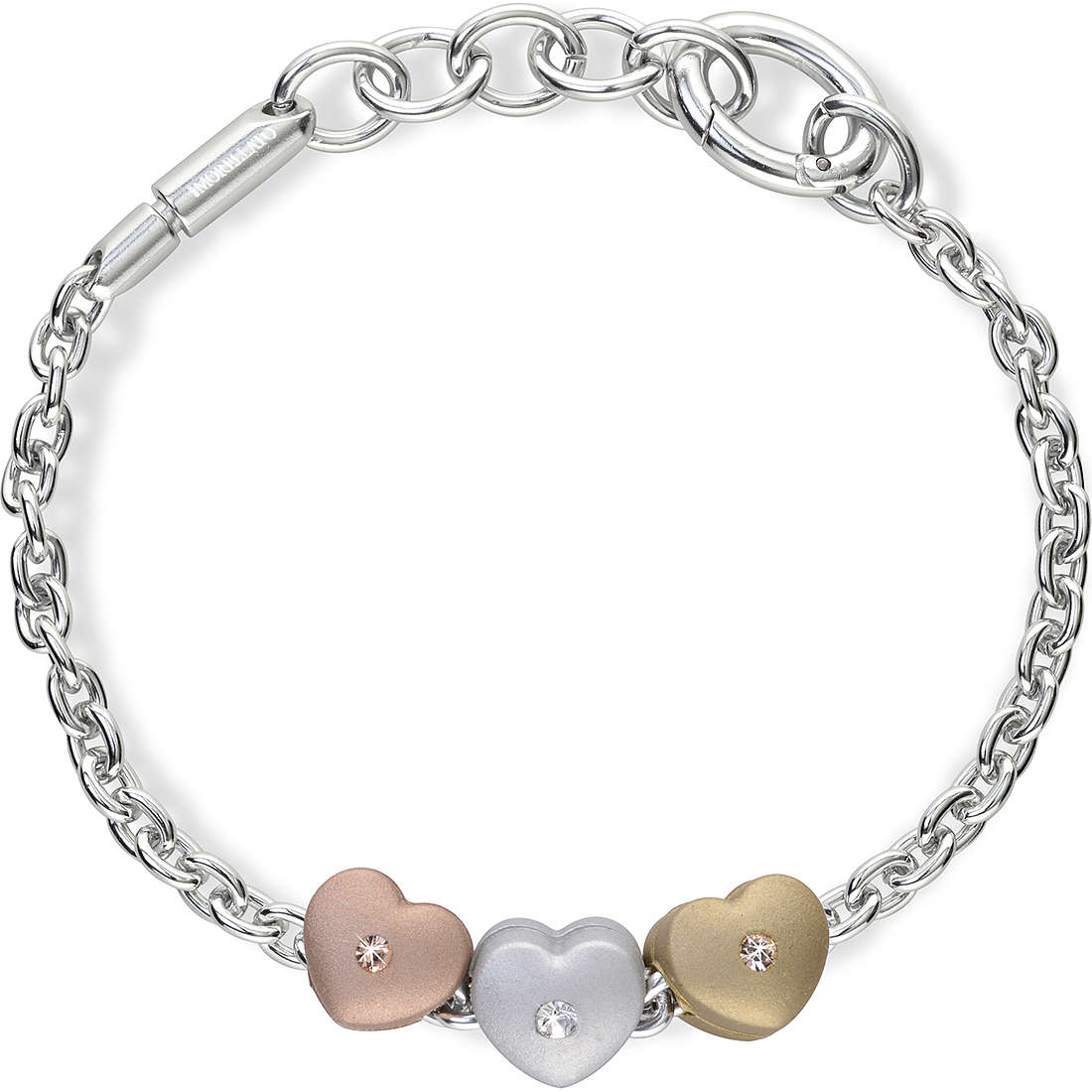 bracelet woman jewellery Morellato Drops Colours SABZ273