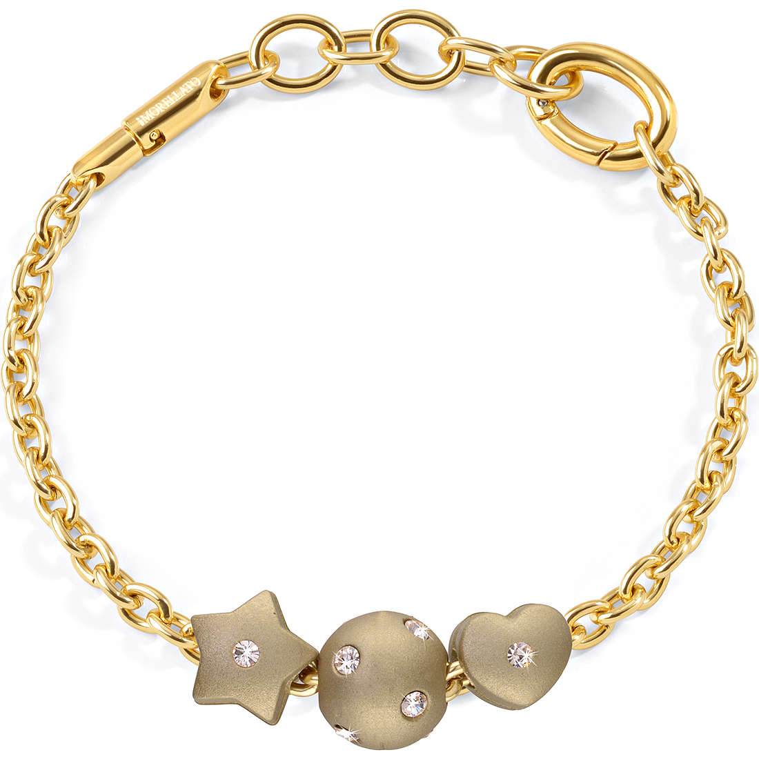 bracelet woman jewellery Morellato Drops Colours SABZ274