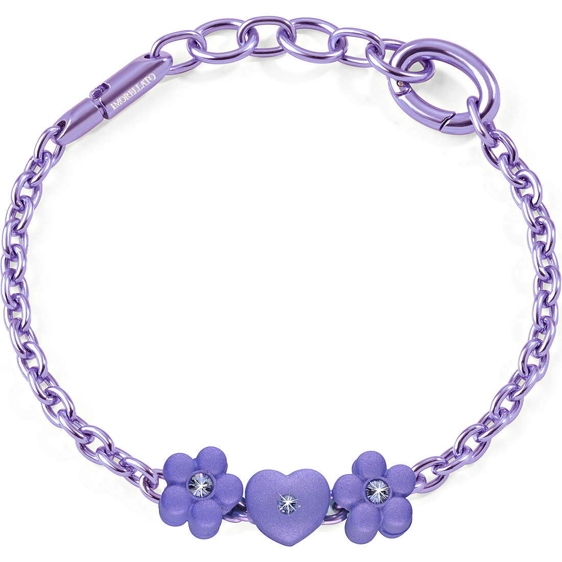 bracelet woman jewellery Morellato Drops Colours SABZ275