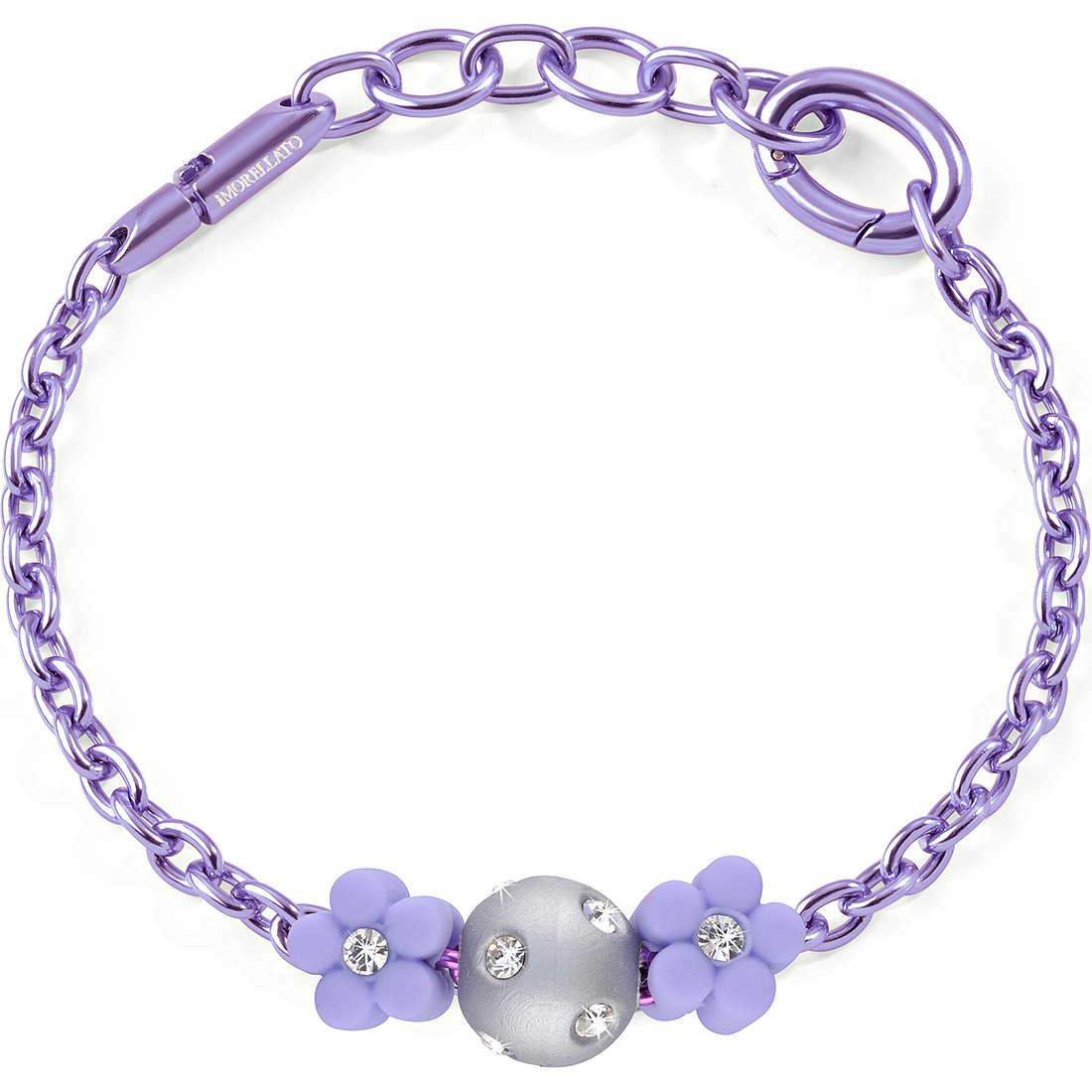 bracelet woman jewellery Morellato Drops Colours SABZ277
