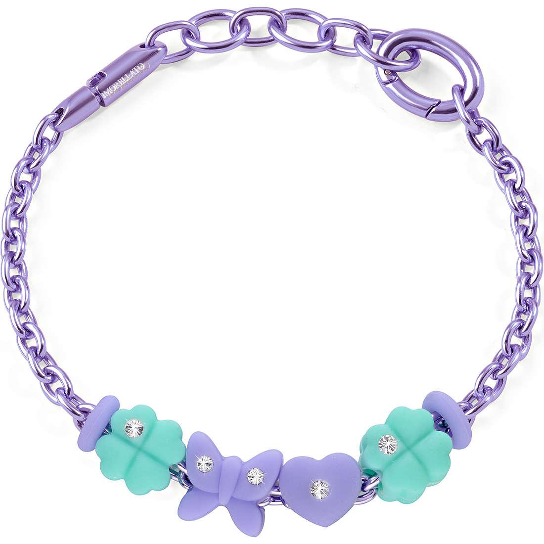 bracelet woman jewellery Morellato Drops Colours SABZ281