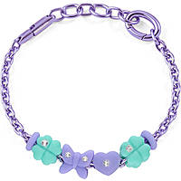 bracelet woman jewellery Morellato Drops Colours SABZ281