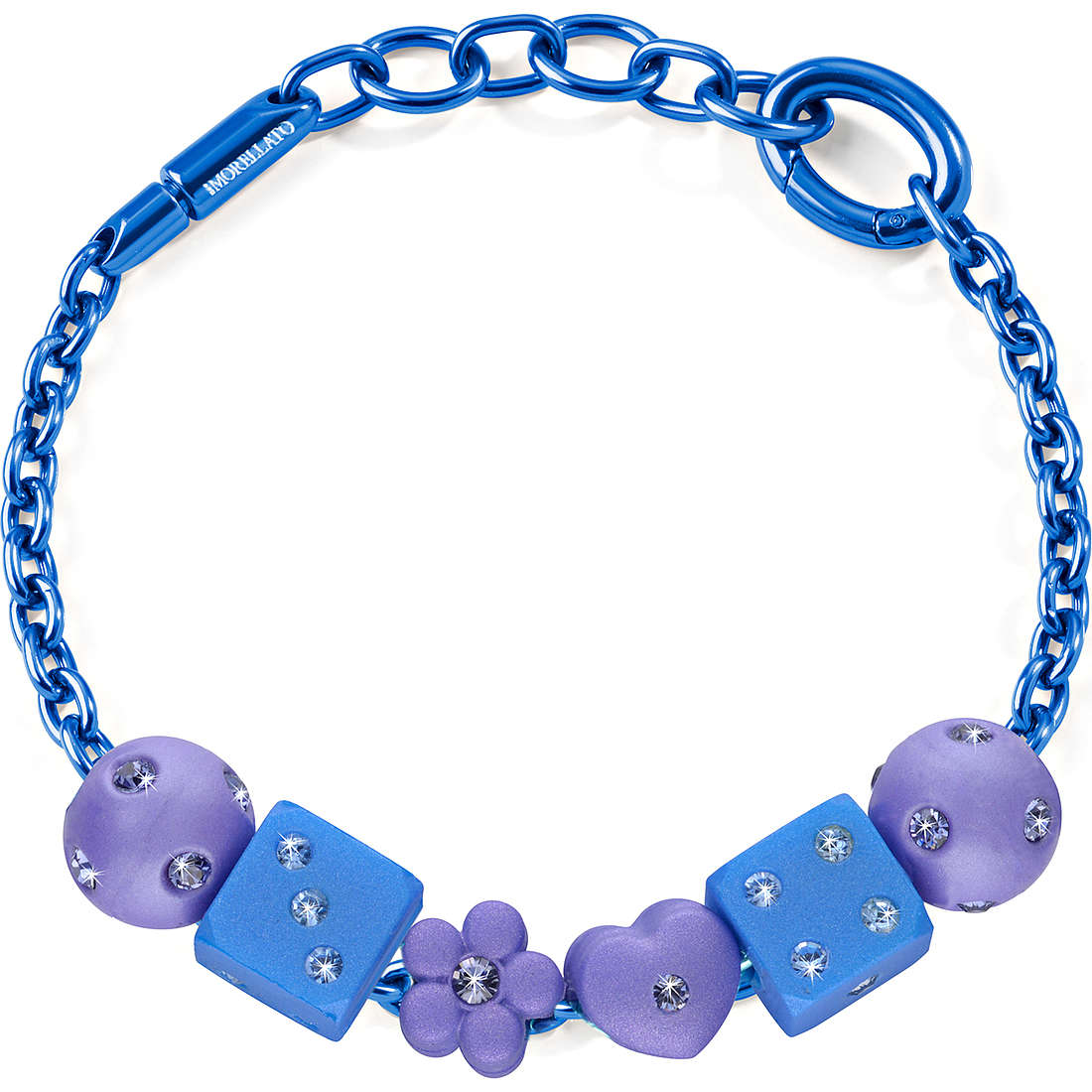 bracelet woman jewellery Morellato Drops Colours SABZ285