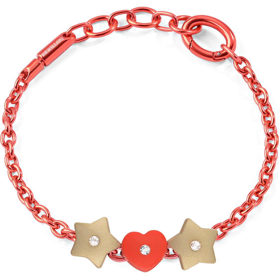 bracelet woman jewellery Morellato Drops Colours SABZ293