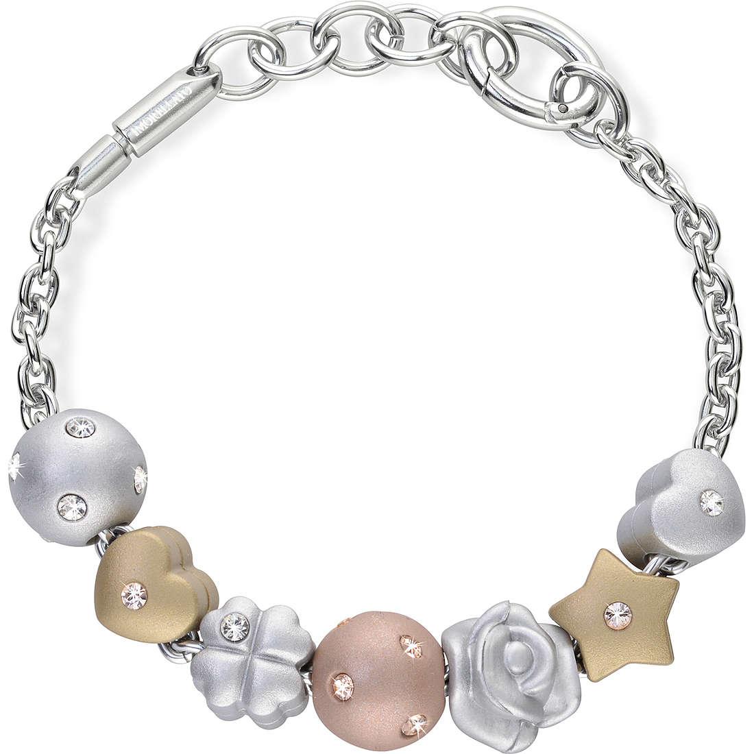 bracelet woman jewellery Morellato Drops Colours SABZ294