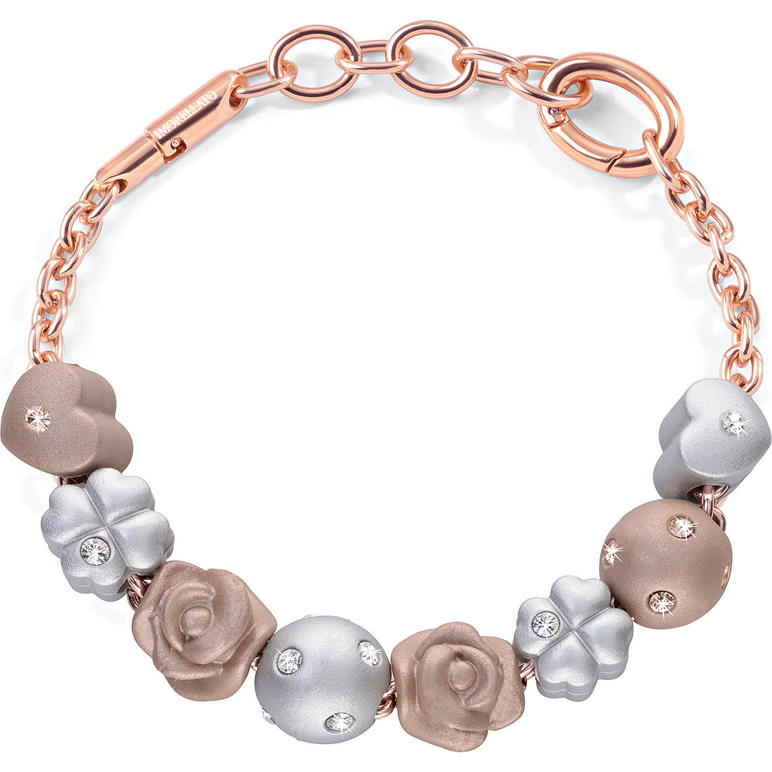 bracelet woman jewellery Morellato Drops Colours SABZ295