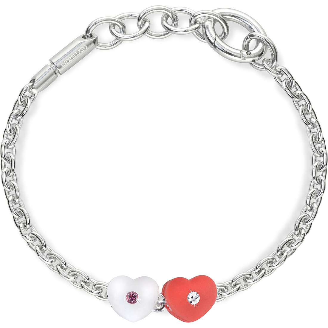 bracelet woman jewellery Morellato Drops Colours SABZ320