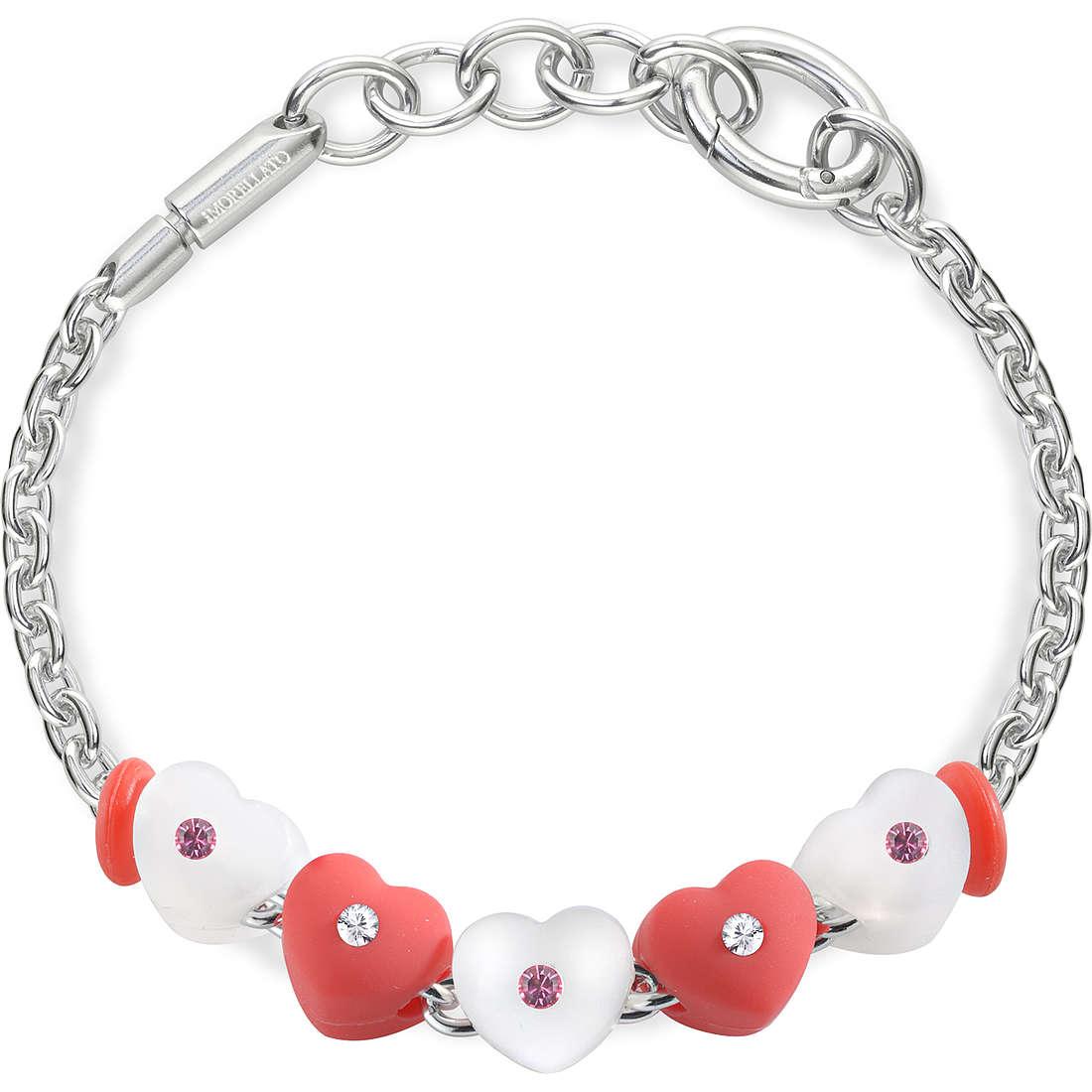 bracelet woman jewellery Morellato Drops Colours SABZ323