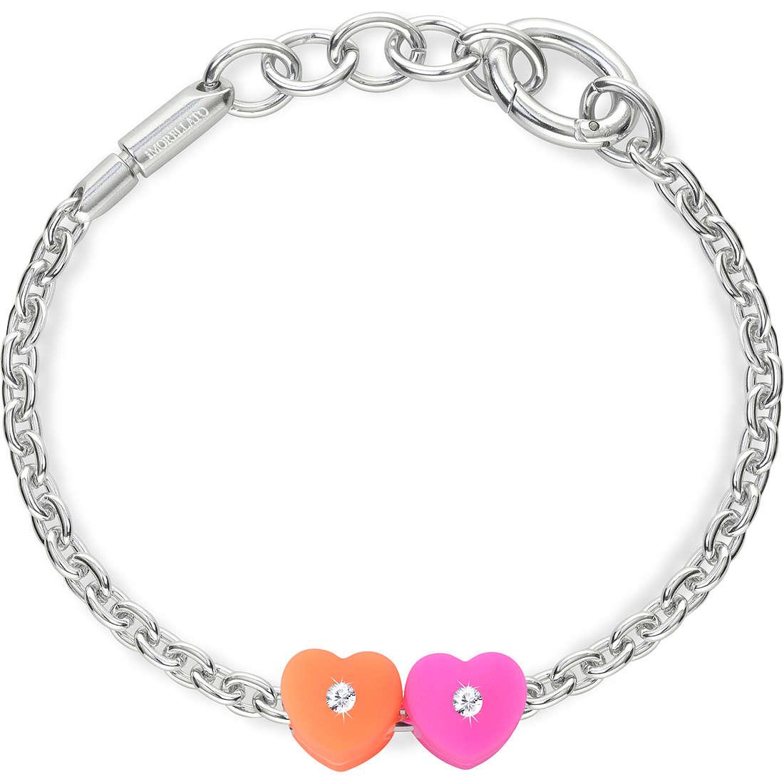 bracelet woman jewellery Morellato Drops Colours SABZ327