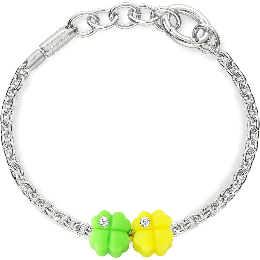bracelet woman jewellery Morellato Drops Colours SABZ328