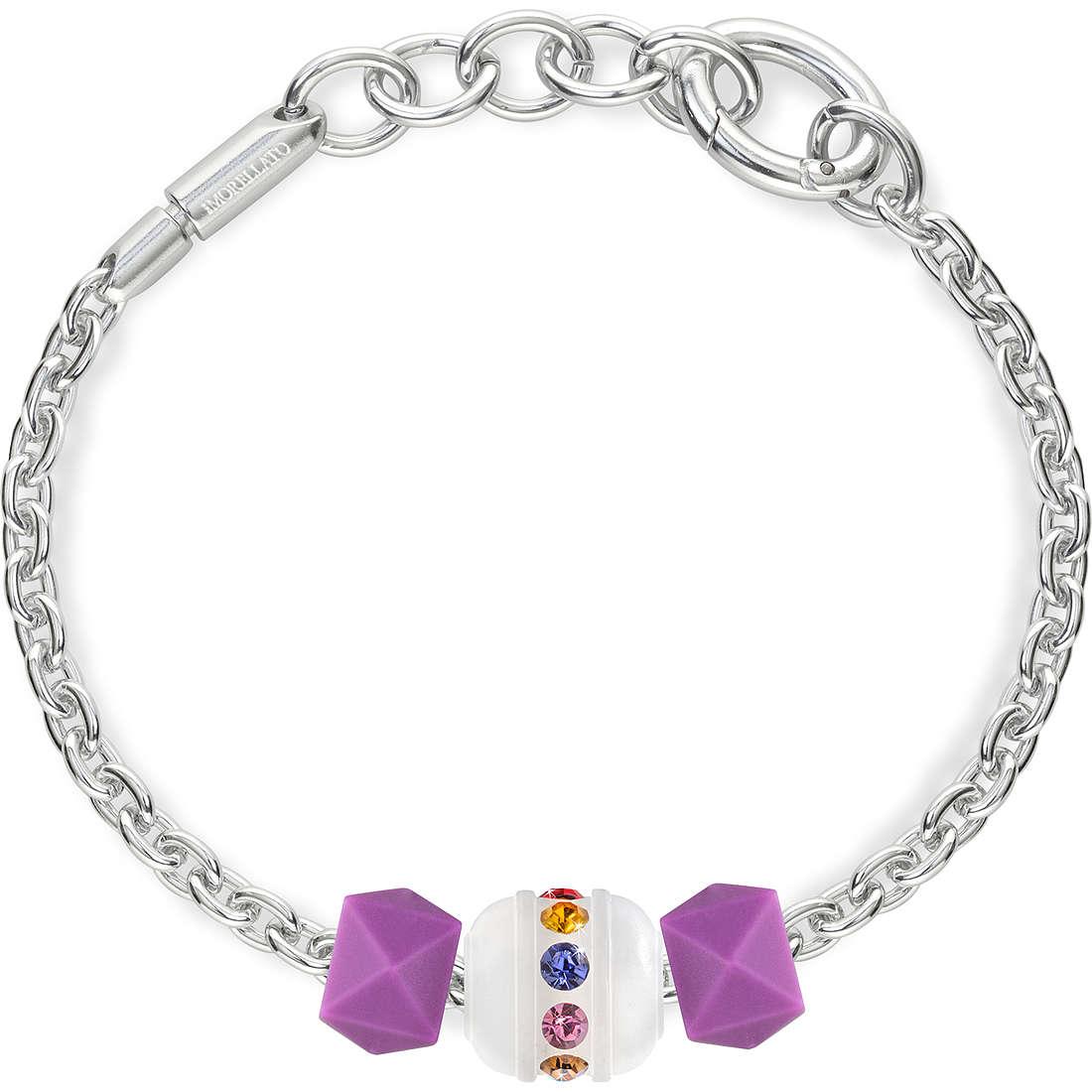 bracelet woman jewellery Morellato Drops Colours SABZ331
