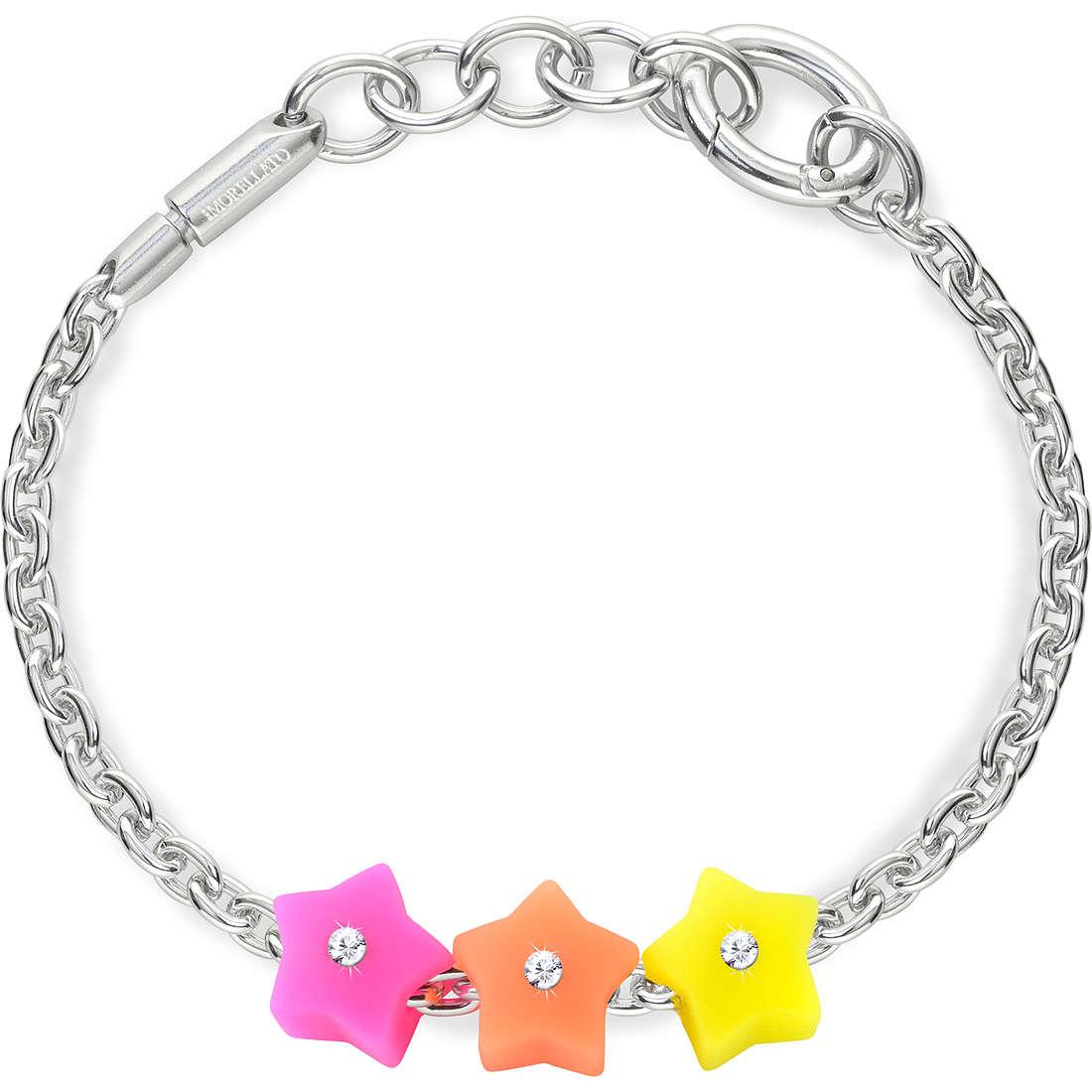 bracelet woman jewellery Morellato Drops Colours SABZ332