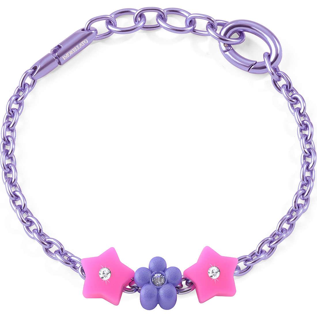 bracelet woman jewellery Morellato Drops Colours SABZ334