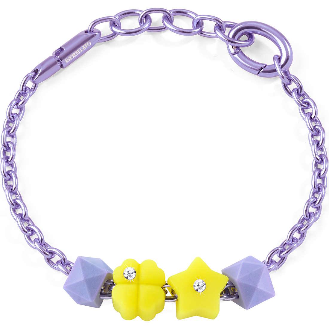 bracelet woman jewellery Morellato Drops Colours SABZ336