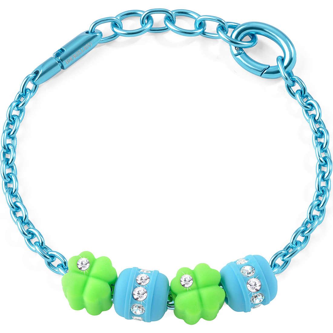 bracelet woman jewellery Morellato Drops Colours SABZ337