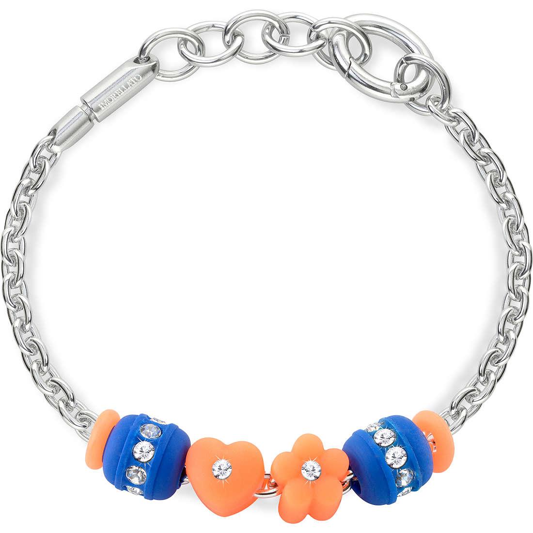 bracelet woman jewellery Morellato Drops Colours SABZ338