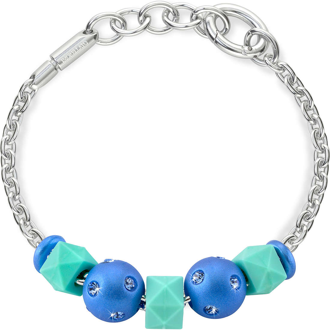 bracelet woman jewellery Morellato Drops Colours SABZ339