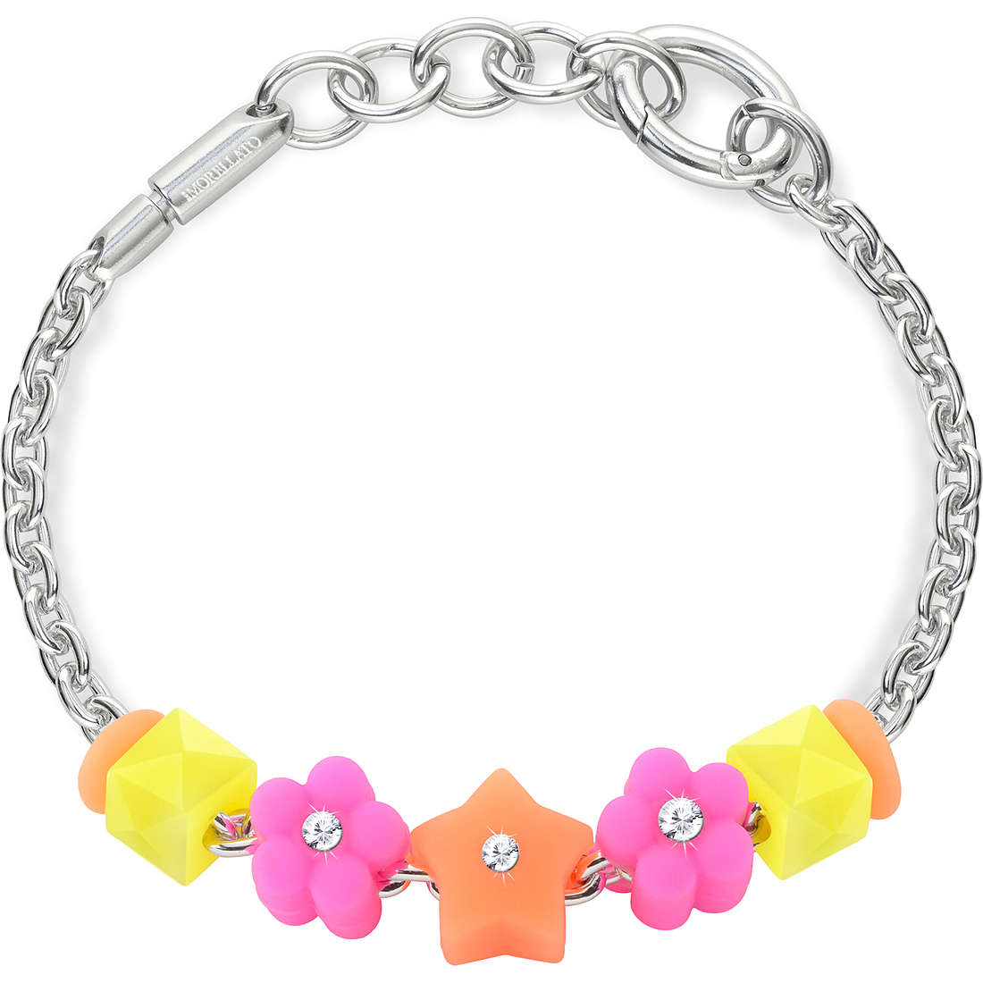 bracelet woman jewellery Morellato Drops Colours SABZ340