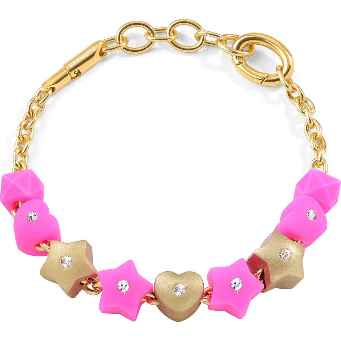 bracelet woman jewellery Morellato Drops Colours SABZ341