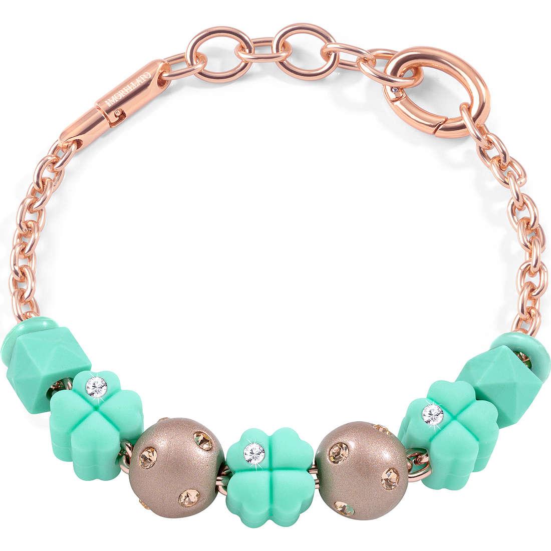bracelet woman jewellery Morellato Drops Colours SABZ342