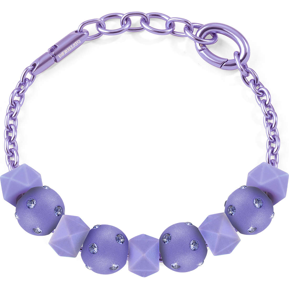 bracelet woman jewellery Morellato Drops Colours SABZ343