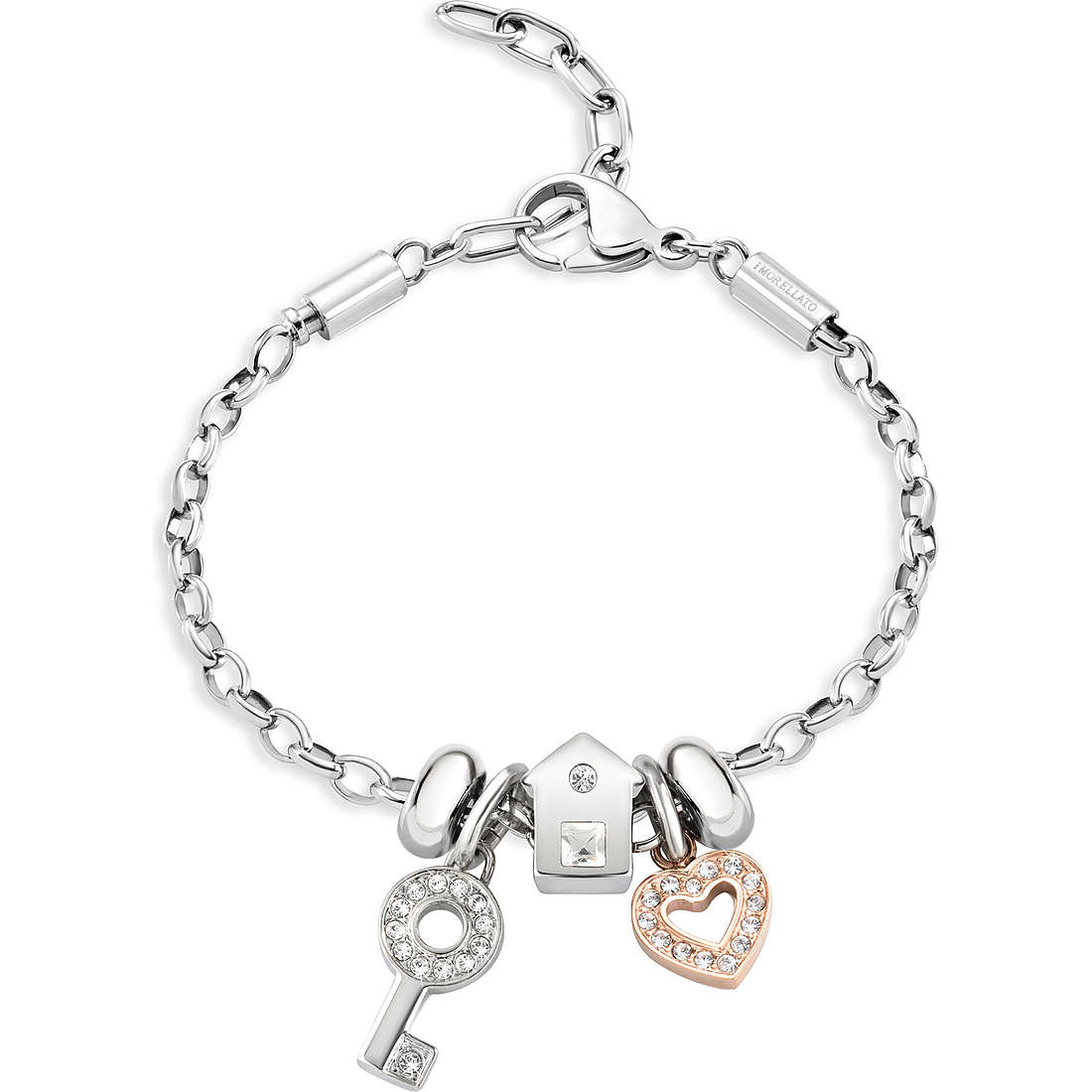 bracelet woman jewellery Morellato Drops SCZ684