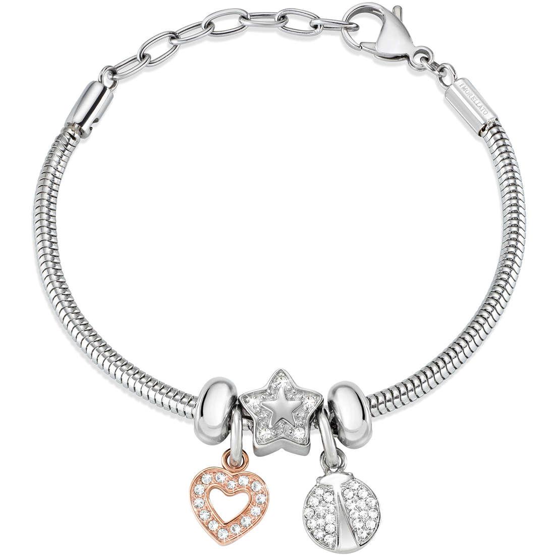 bracelet woman jewellery Morellato Drops SCZ727