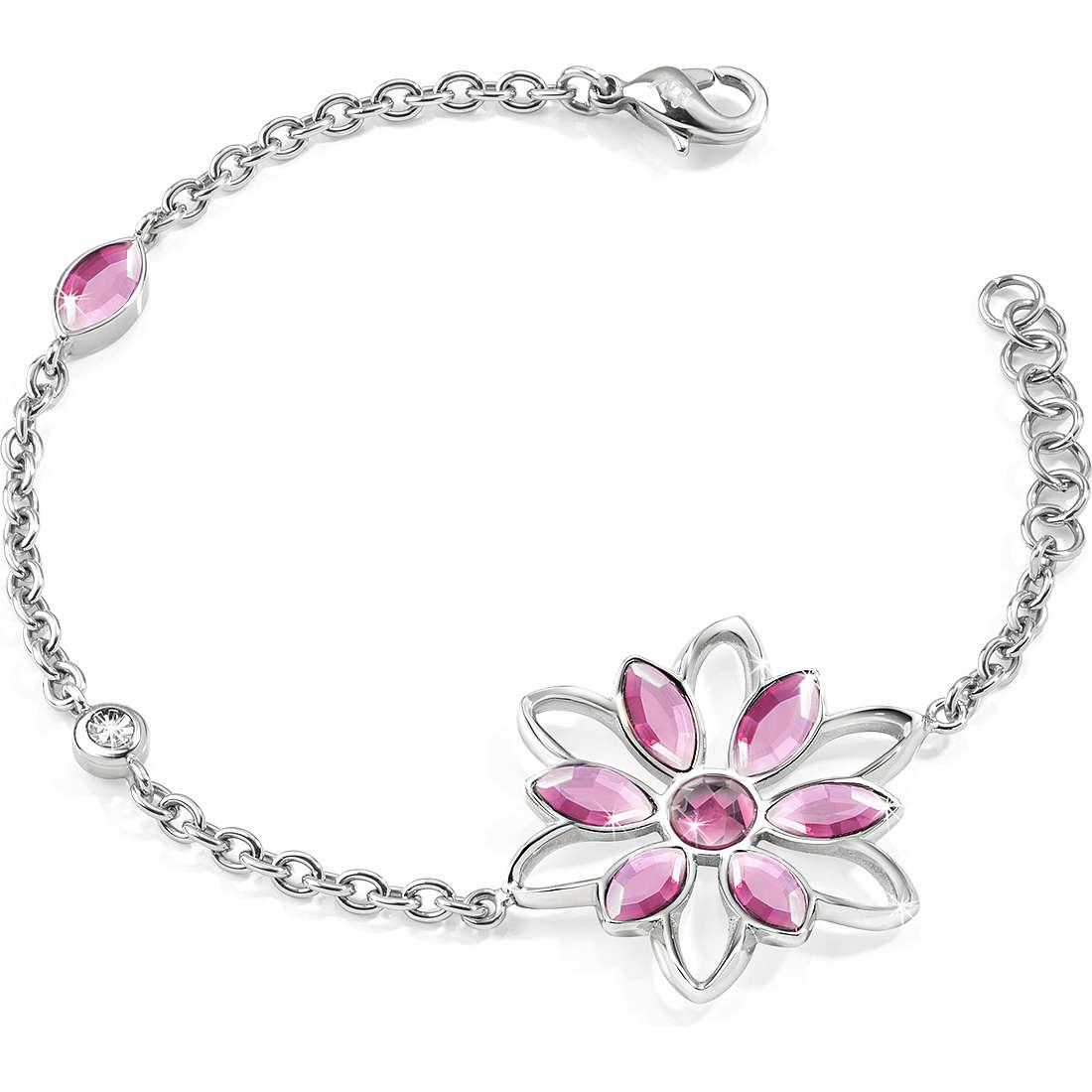 bracelet woman jewellery Morellato Fioremio SABK14