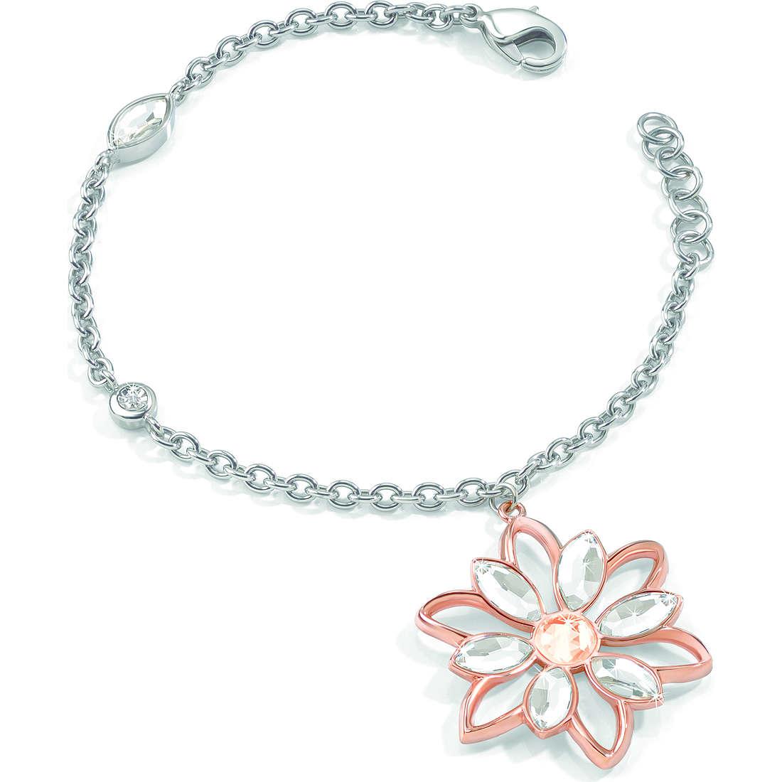 bracelet woman jewellery Morellato Fioremio SABK28