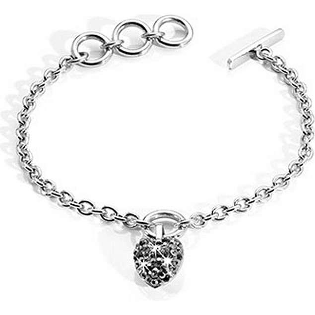 bracelet woman jewellery Morellato Heart SRN12