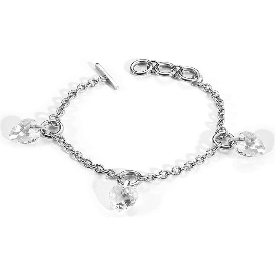 bracelet woman jewellery Morellato Heart SRN15