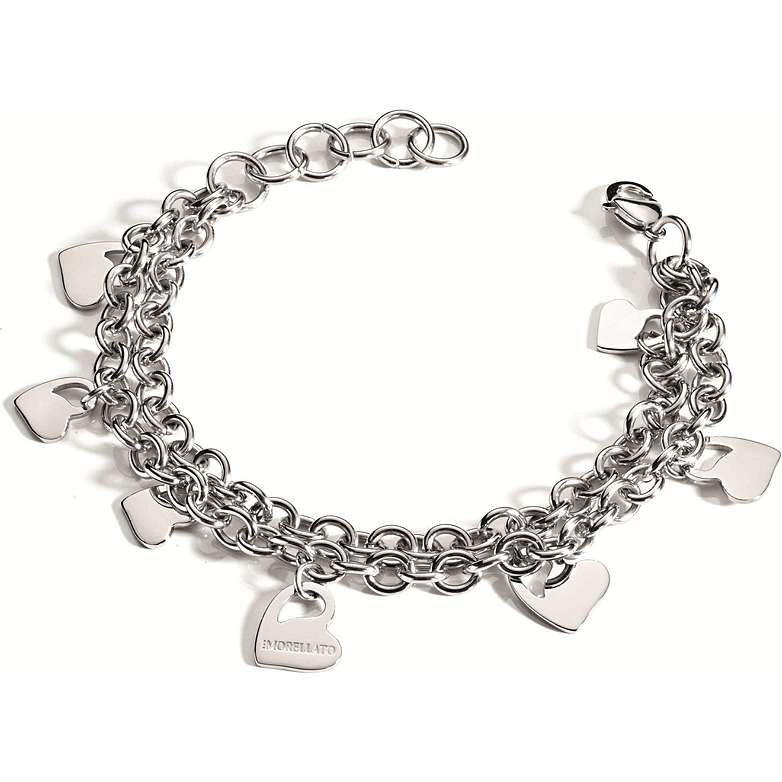 bracelet woman jewellery Morellato In love SLS07