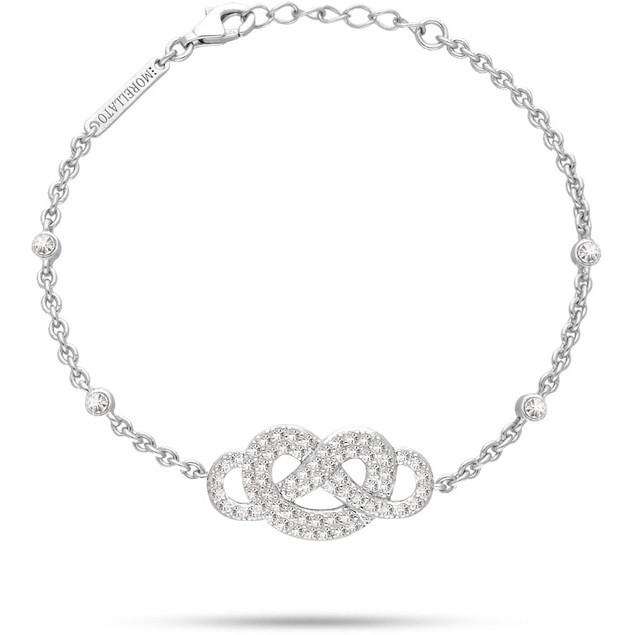 bracelet woman jewellery Morellato Nododamore SAHN04