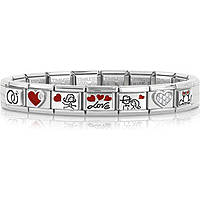 bracelet woman jewellery Nom.Composable 339082/20