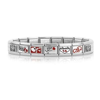 bracelet woman jewellery Nom.Composable 339083/20