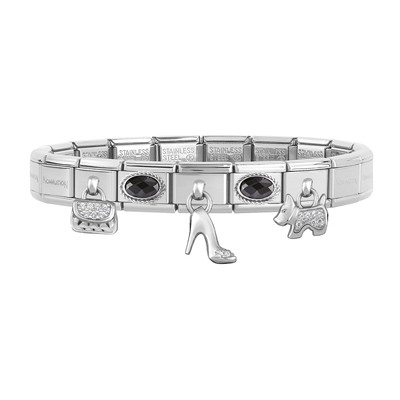 bracelet woman jewellery Nom.Composable 339124/04