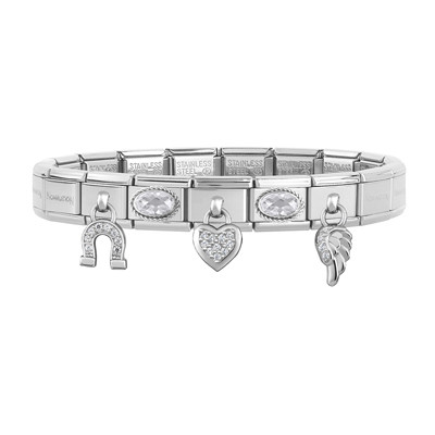 bracelet woman jewellery Nom.Composable 339124/05