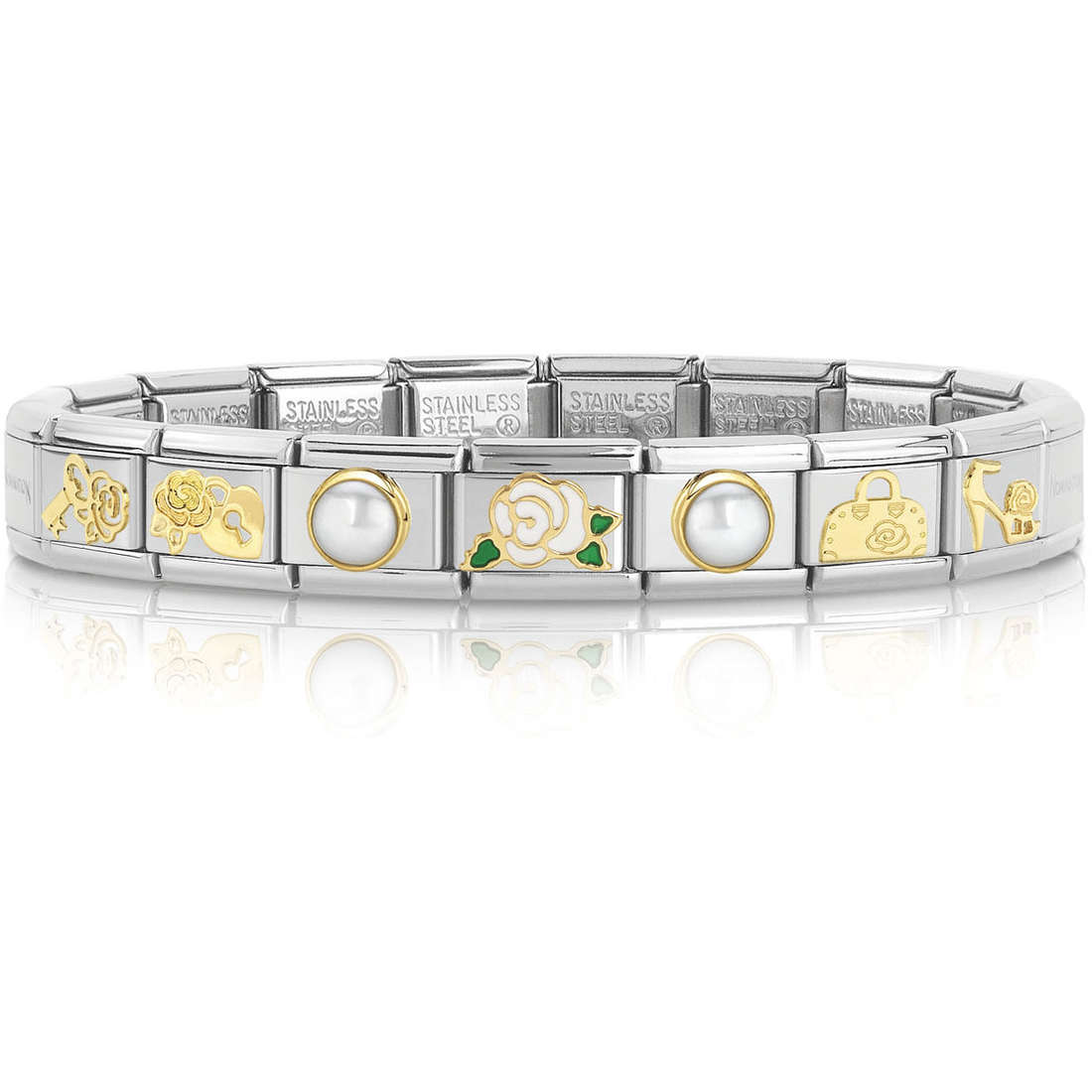bracelet woman jewellery Nomination 039257/20