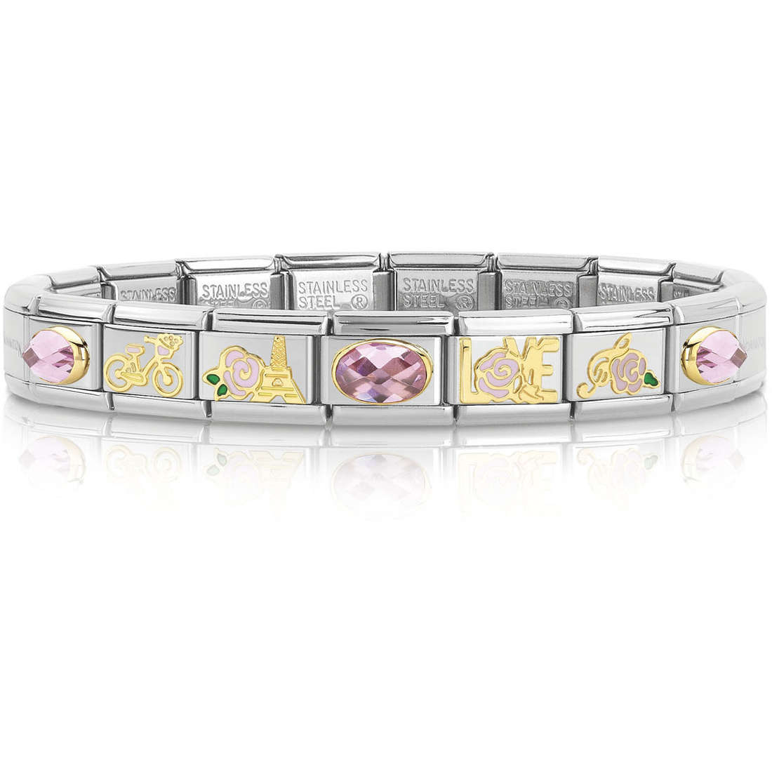 bracelet woman jewellery Nomination 039258/20