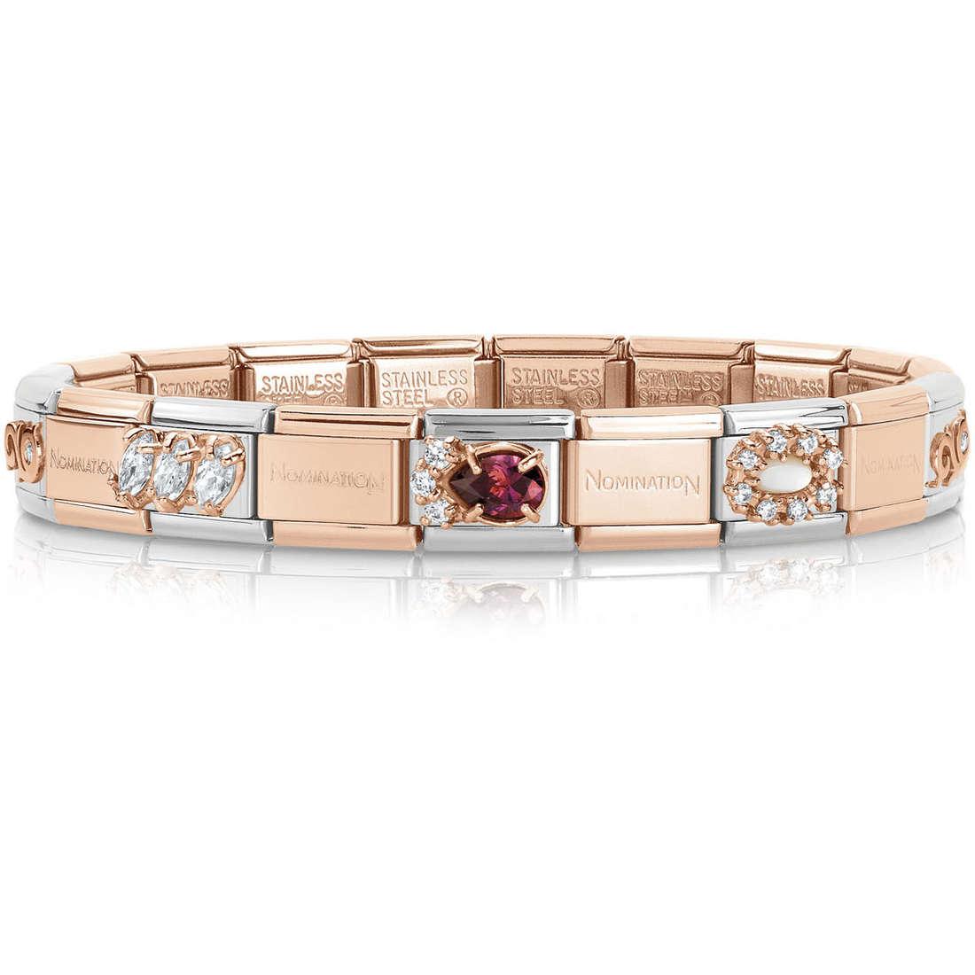 bracelet woman jewellery Nomination 439015/20