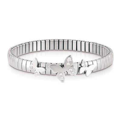 bracelet woman jewellery Nomination Butterfly 021300/001